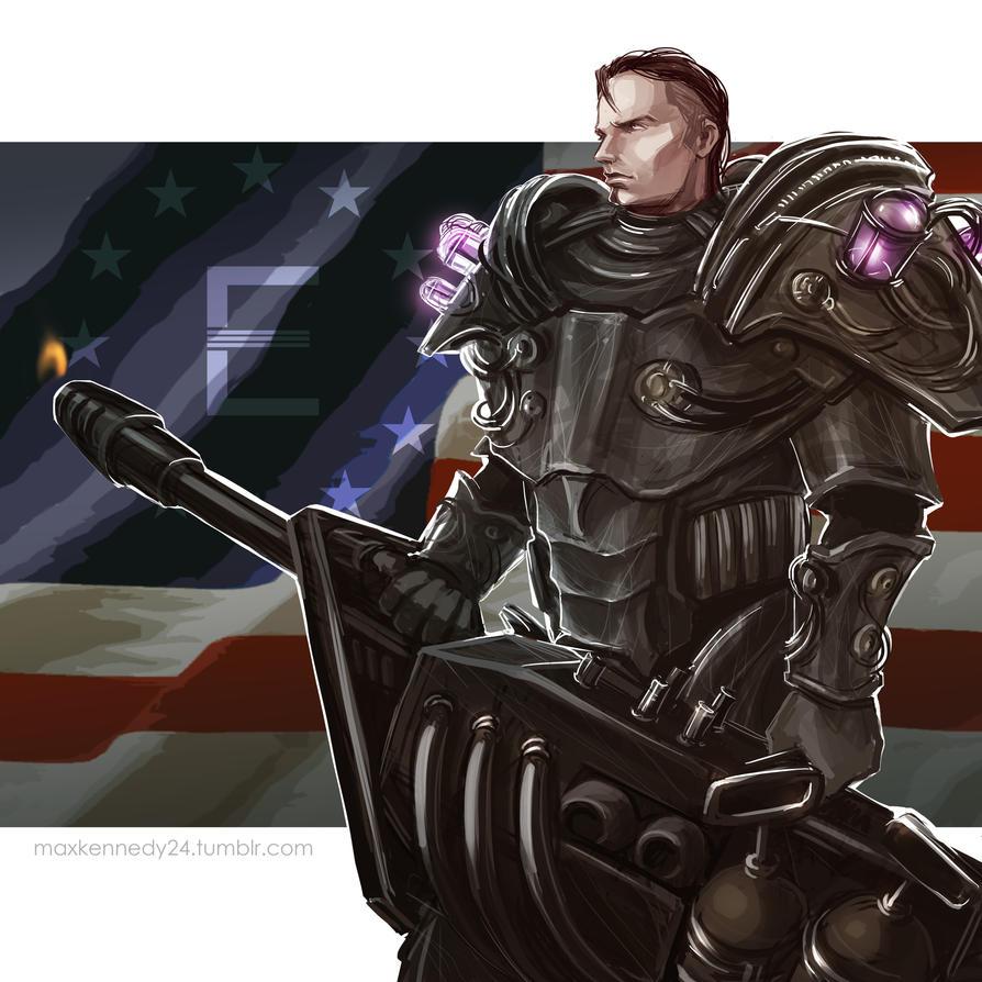 Fallout 3 Fan Art: Enclave By MaXKennedy On DeviantArt