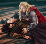 Thor 2 - Die Young by maXKennedy