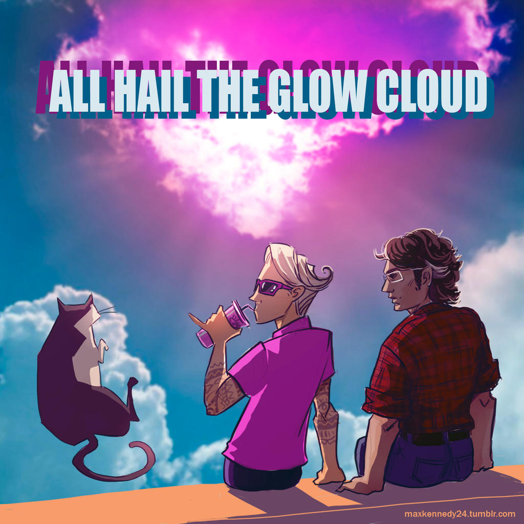 Welcome to Night Vale - Glow Cloud by maXKennedy