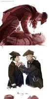 Assassin's Creed 3 - Connor x Haytham