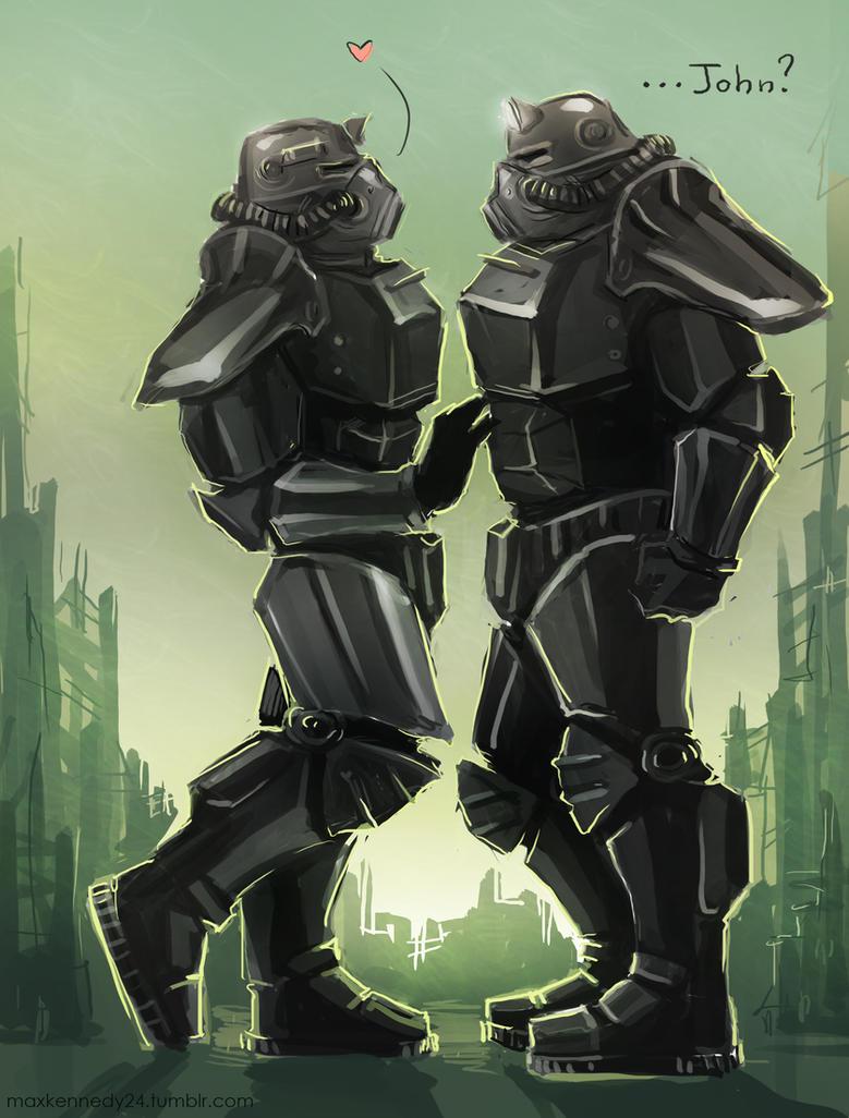 Fallout - Brotherhood of Steel by maXKennedy