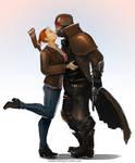 Fallout New Vegas - Kiss