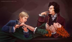 Sherlock BBC - Interview with Vampires