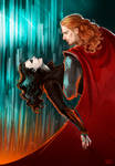 Thor the Dark World - Ice and Fire