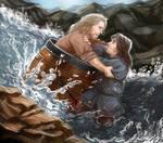 The hobbit desolation of smaug - Fili x Kili