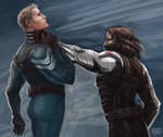 Captain America: The Winter Soldier - Another War by maXKennedy