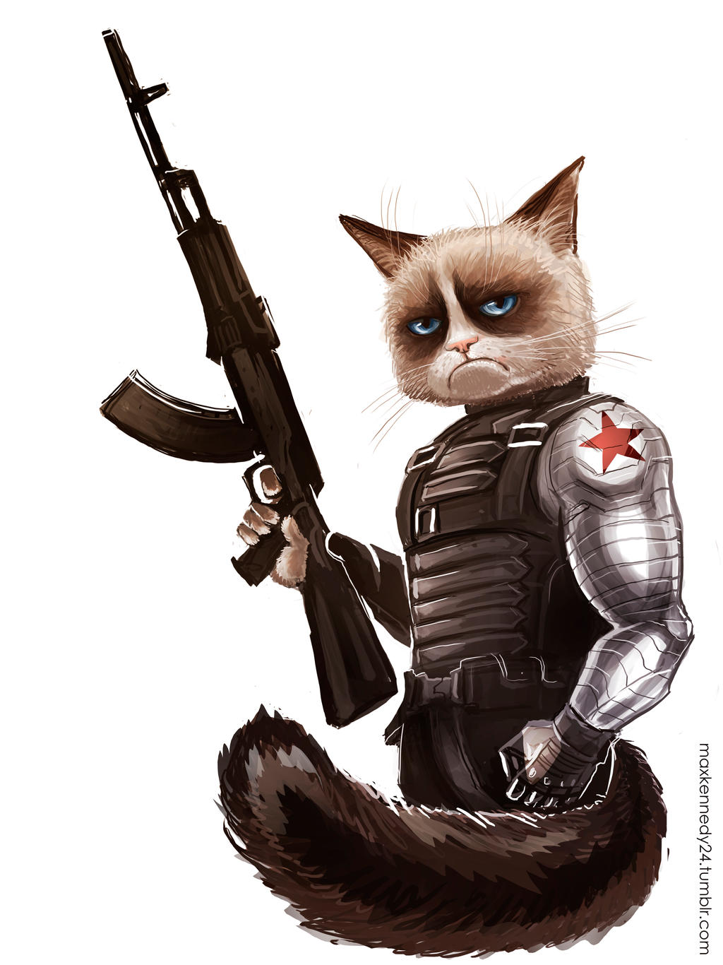 Image Result For Grumpy Cat Coloring