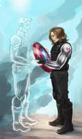 Captain America: The Winter Soldier - Memories