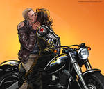 Captain America: The Winter Soldier - Sunset