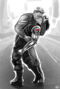 Captain America: The Winter Soldier - The End