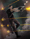 Captain America: The Winter Soldier - Guns