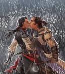 Assassin's Creed 3 - Kiss