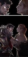 Dragon Age 2 - Goodbye my lover by maXKennedy