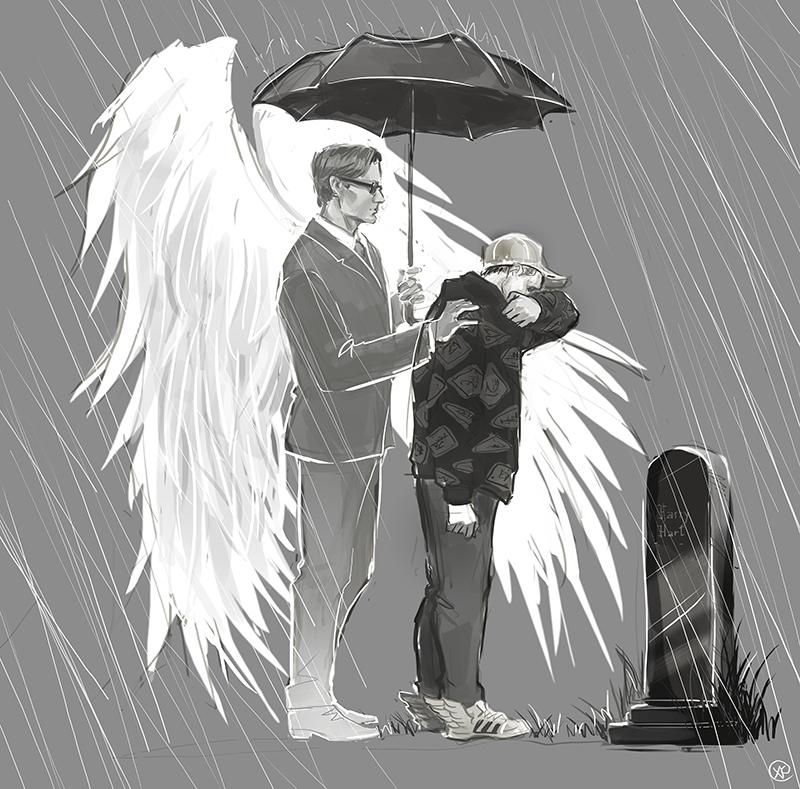 Kingsman Guardian Angel By MaXKennedy On DeviantArt