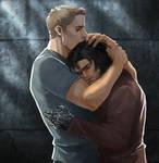 Captain America: Winter Soldier - Don't leave