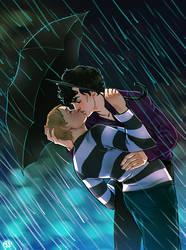 Sherlock BBC - Sunday Rain by maXKennedy