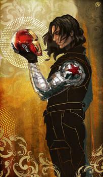 Captain America Civil War - Face of War