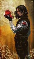 Captain America Civil War - Face of War by maXKennedy