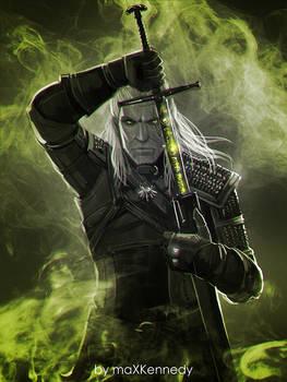Witcher - Geralt of Rivia