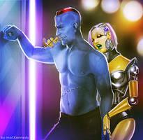 Guardians of the Galaxy Vol. 2 - Yondu Udonta by maXKennedy