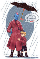 Guardians of the Galaxy Vol. 2 - By Heart by maXKennedy