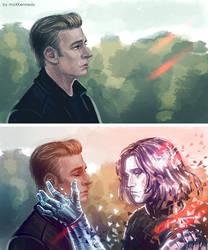 Avengers Endgame - I feel you by maXKennedy