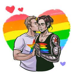 Stucky make LOVE not war