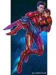 Avengers - Starker commission