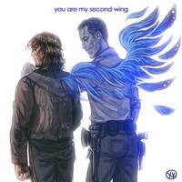 The Walking Dead - Wings
