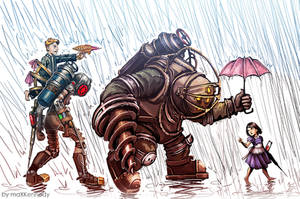 Bioshock Rain ver.2
