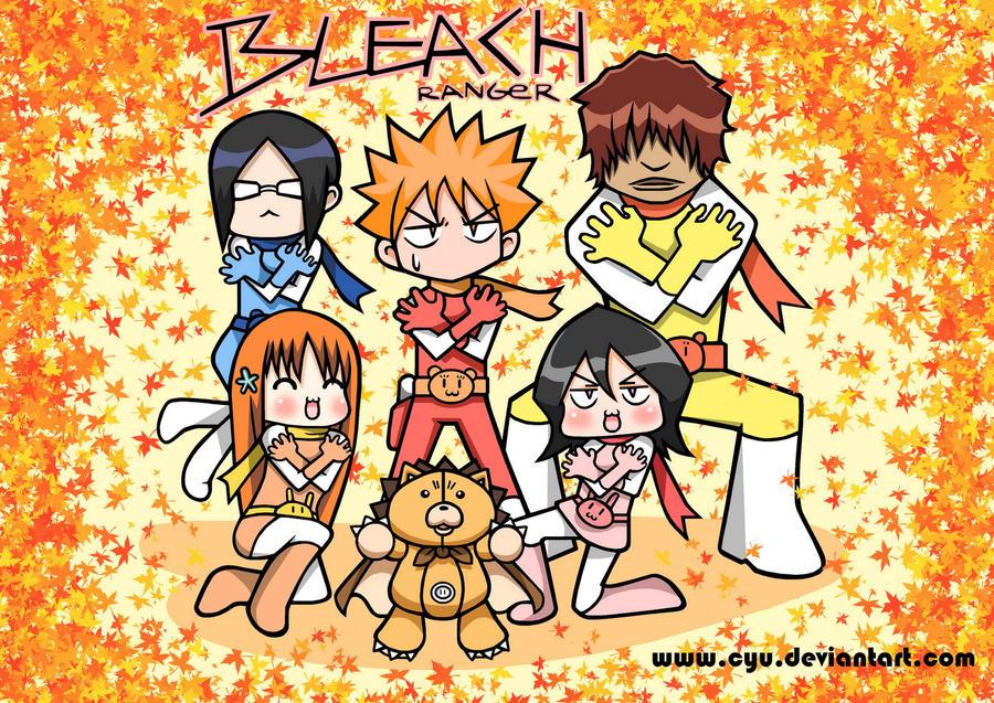Bleach Ranger
