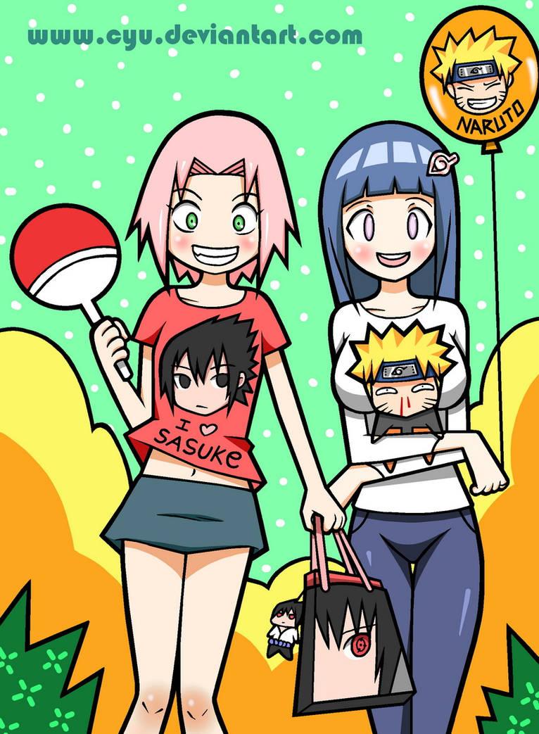 Sakura and Hinata Collections