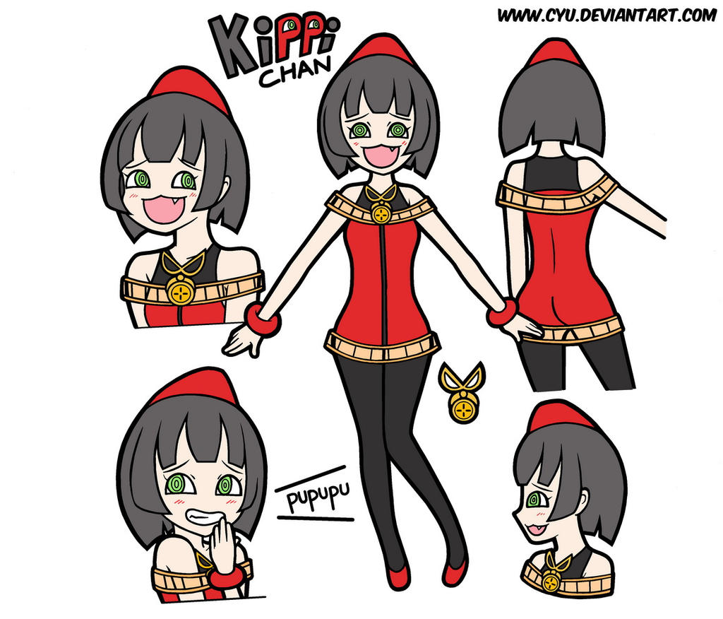 Kippi Chan by cyu