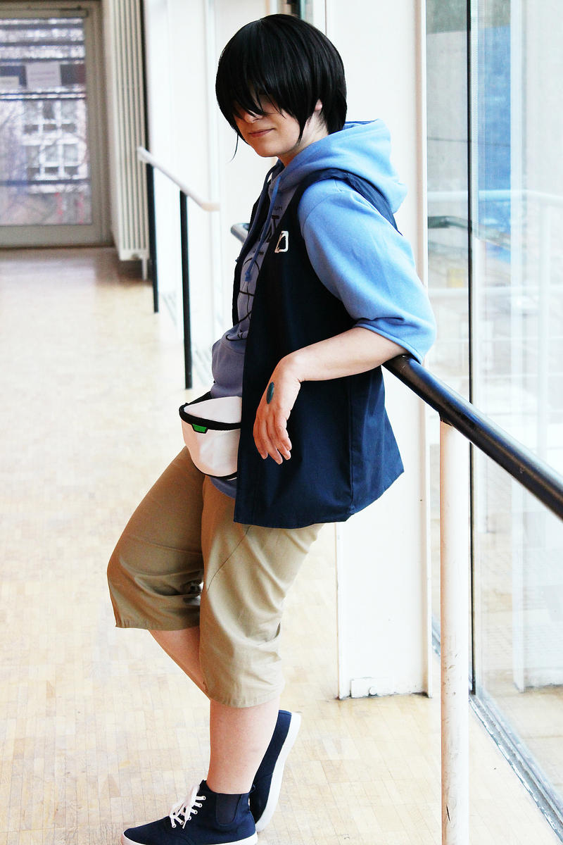 Btooom! Cosplay Kira Kousuke 2 by Lymeria on DeviantArt