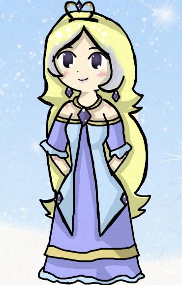 Princess Snow Diamond by kawaiigirl9999