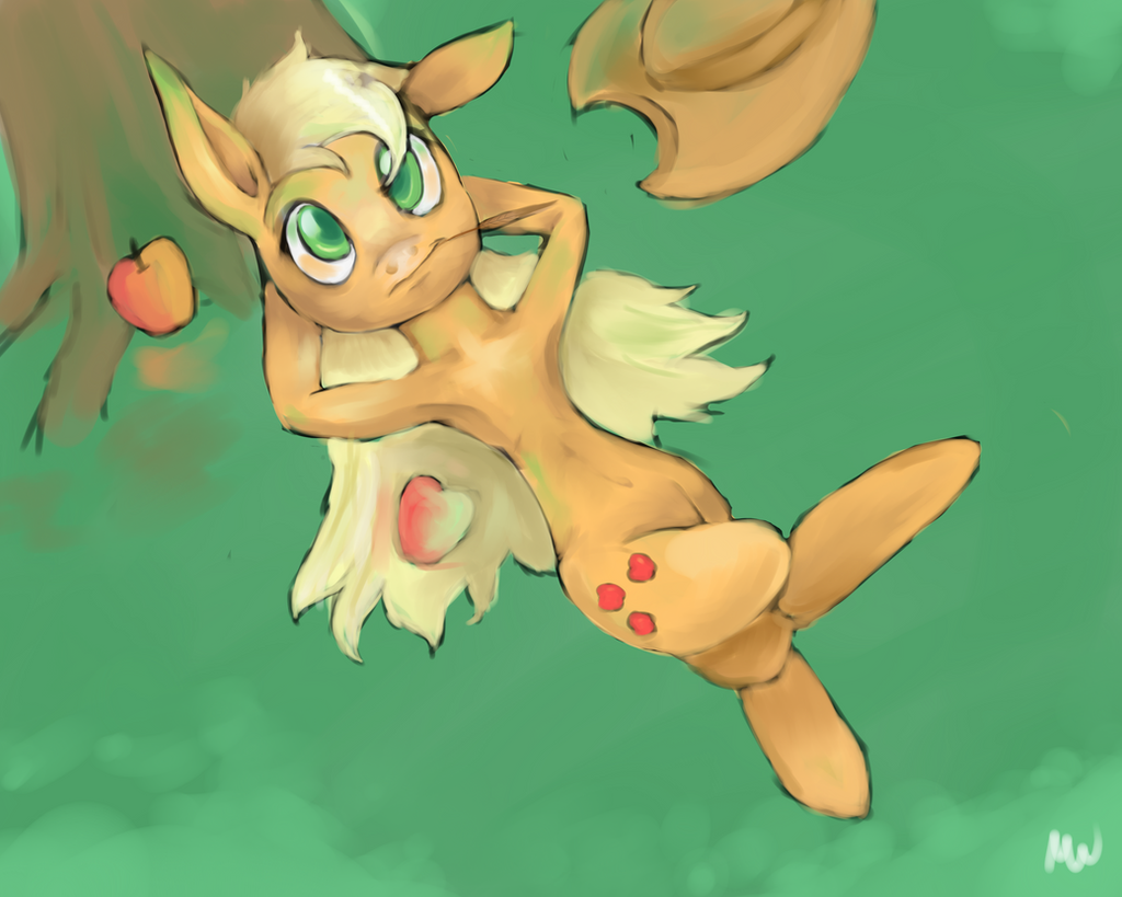 Apple's Day Afternoon by WandererEclipse