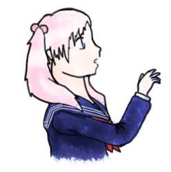 Hey, Yuuna-chan? by gargargarrick