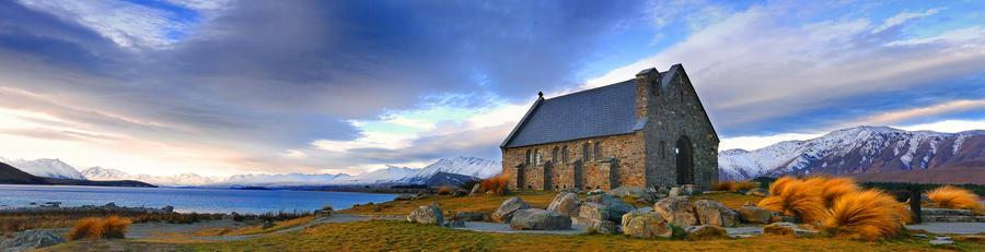 Lake Tekapo New Zealand by ShaniTara