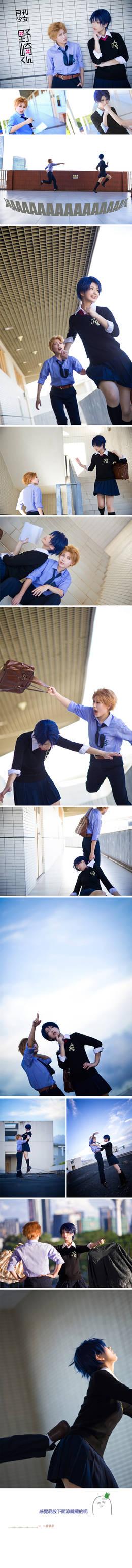 Gekkan Shoujo Nozaki kun KashimaXHori-pre