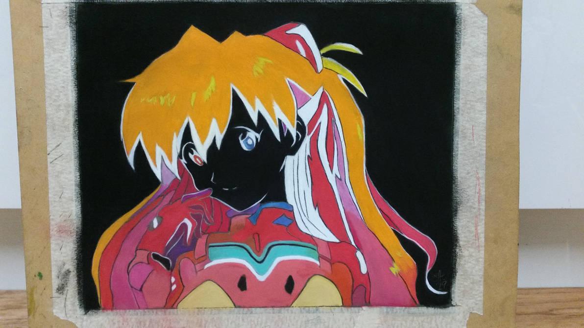 Asuka - noir by shazzz999