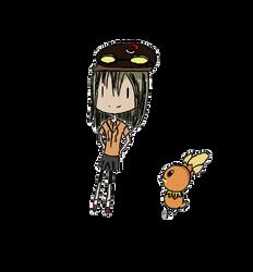 Pokemon OC: Mimi
