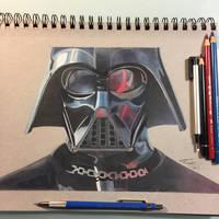 Darth Vader by champ0317