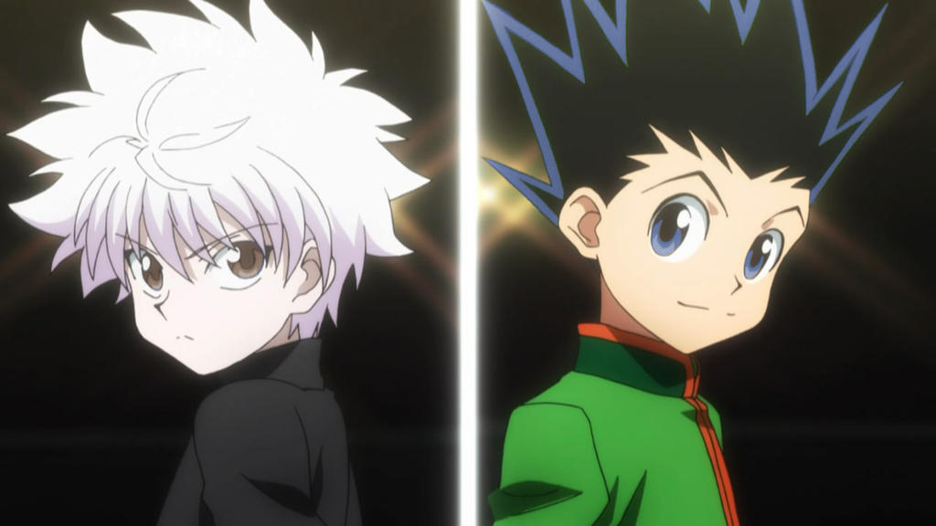 Killua and gon volume 7 cover version by lieutenantcolonelfan on killua and gon volume 7 cover version by lieutenantcolonelfan voltagebd Choice Image