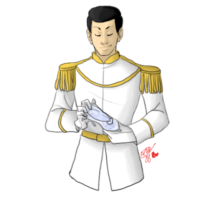 Disney Princes: Charming by tsukinoyagami