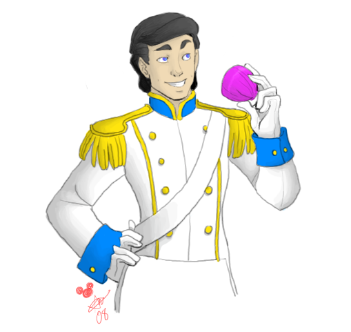 Baccalauréat en images (Disney). - Page 2 Disney_Princes__Eric_by_tsukinoyagami
