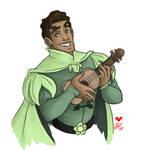 Disney Princes: Naveen