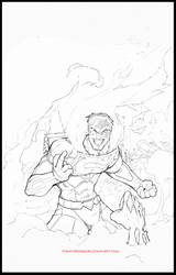 Superman Vs Doomsday by Panthro005