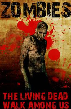 Generic Zombie Poster