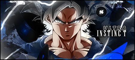 Signature---Goku Ultra Instinct