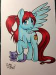Gabby pony